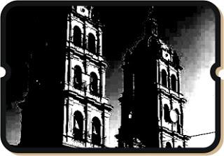 La monja de la catedral de Durango Catedral