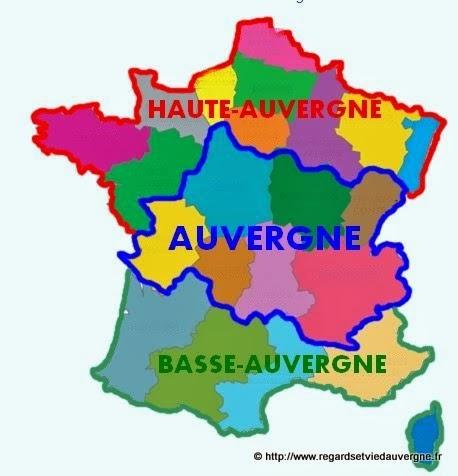 il est né en Auvergne  Regions2