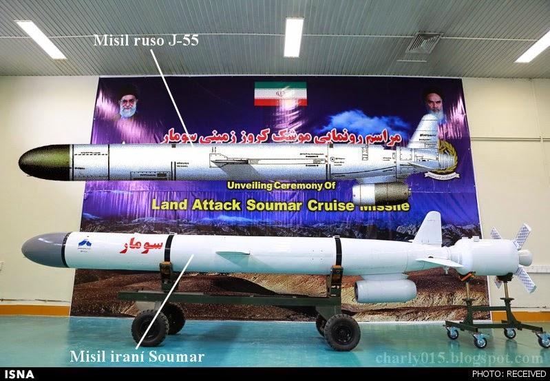 Iran muestra nuevas versiones de sus Blindados ,Vehiculos y Sistemas Ir%C3%A1n%2Bmisil%2Bsoumar