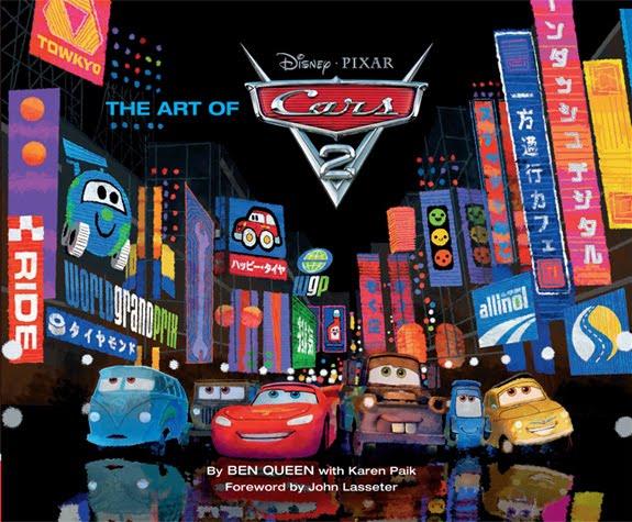 [Pixar] Cars 2 (2011) - Sujet de pré-sortie - Page 16 Art_of_Cars_2