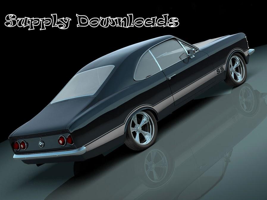 Improved Vehicle Lights Mod Chevrolet%2BOpala%2BSS%2BKen