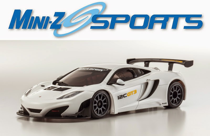 bientôt encore de nouvelles carrosseries chez kyosho  McLaren-12C-GT3%2BWhite-6