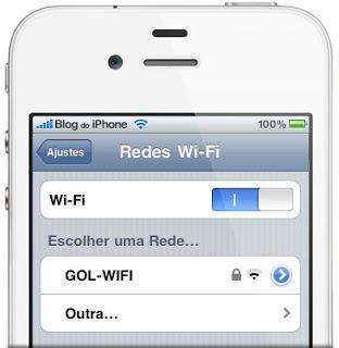 [Brasil] Gol pode estar testando rede Wi-Fi em voos domésticos no Brasil  Golwifi1