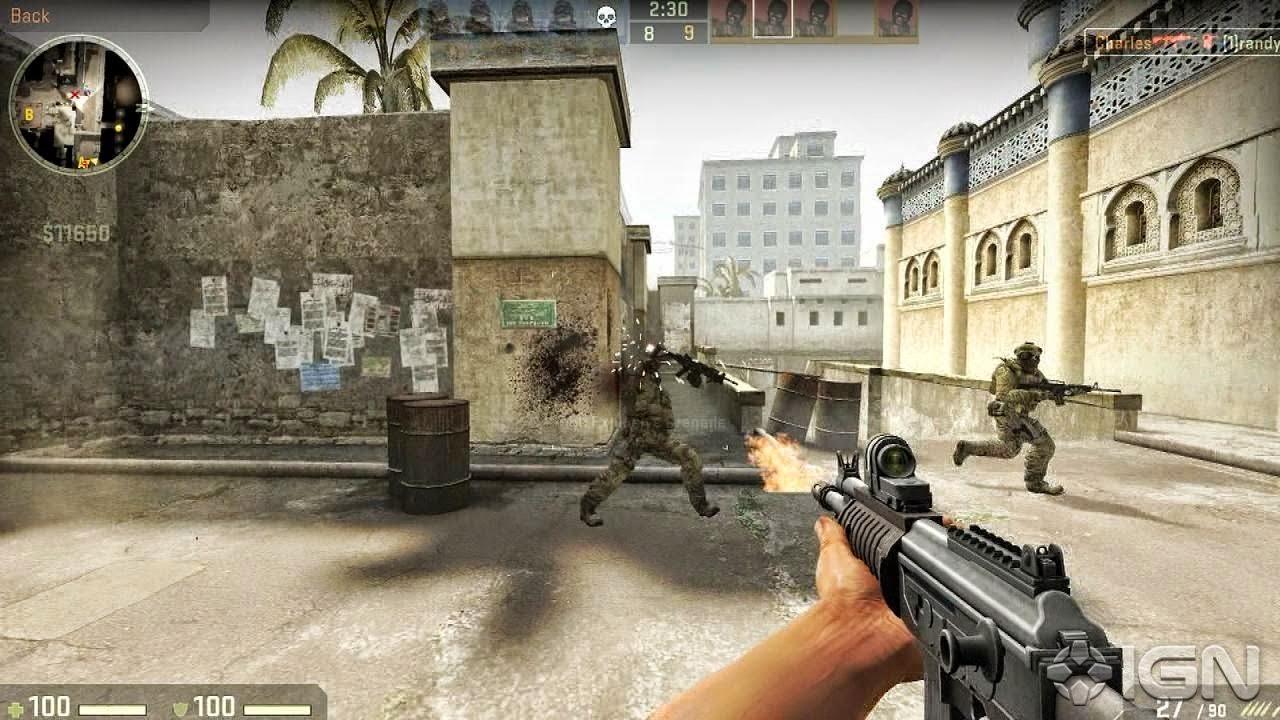 تحميل لعبة الأكشن و الإثارة Counter-Strike Global Offensive 20186