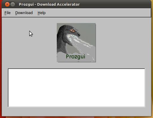 Install PROZGUI Screenshot-Untitled%2BWindow