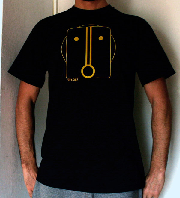 YA EN DIGITAL! Seek 2012 - Hunab-Ku EP (Beathazard Recordings - BHAZ08) Camiseta-SEEKMASK600PX