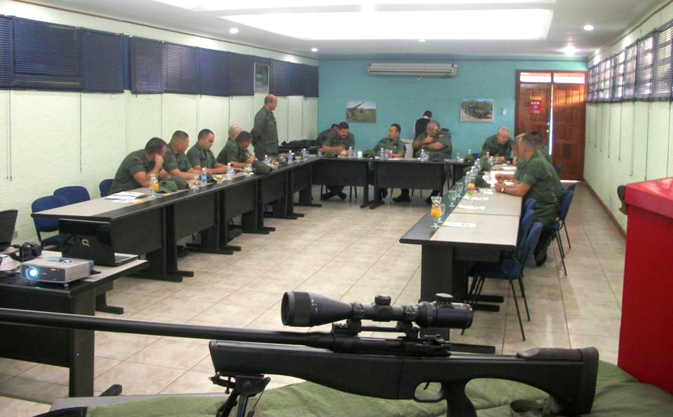 Industria Militar Venezolana FUSIL