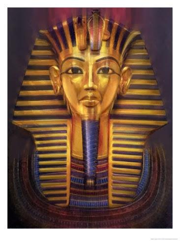 The Ritual Sacrifice of King Tutankhamen and the Royal Seal 9-23 Observation King-tut