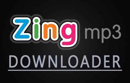[Chrome Extension] Dễ dàng tải nhạc Zing Mp3 chất lượng cao ZingMp3Downloader