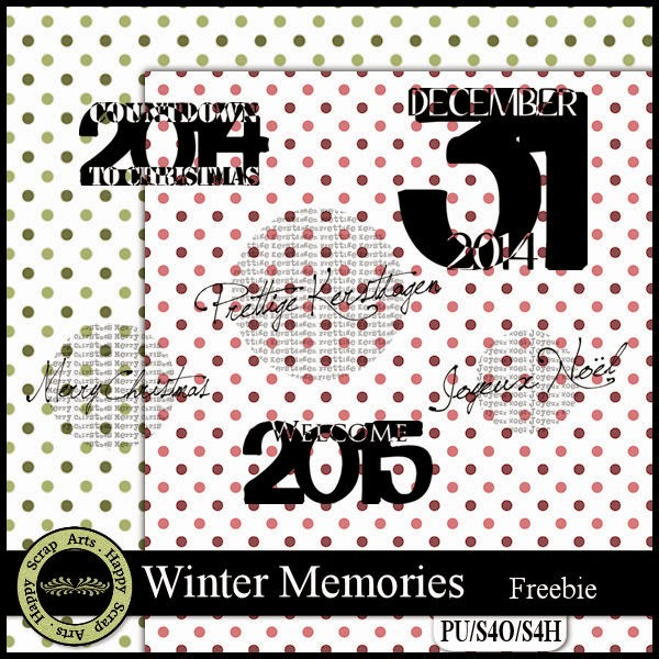Freebie Winter Memories sur mon blog HSA_WinterMemories_Freebie_pv