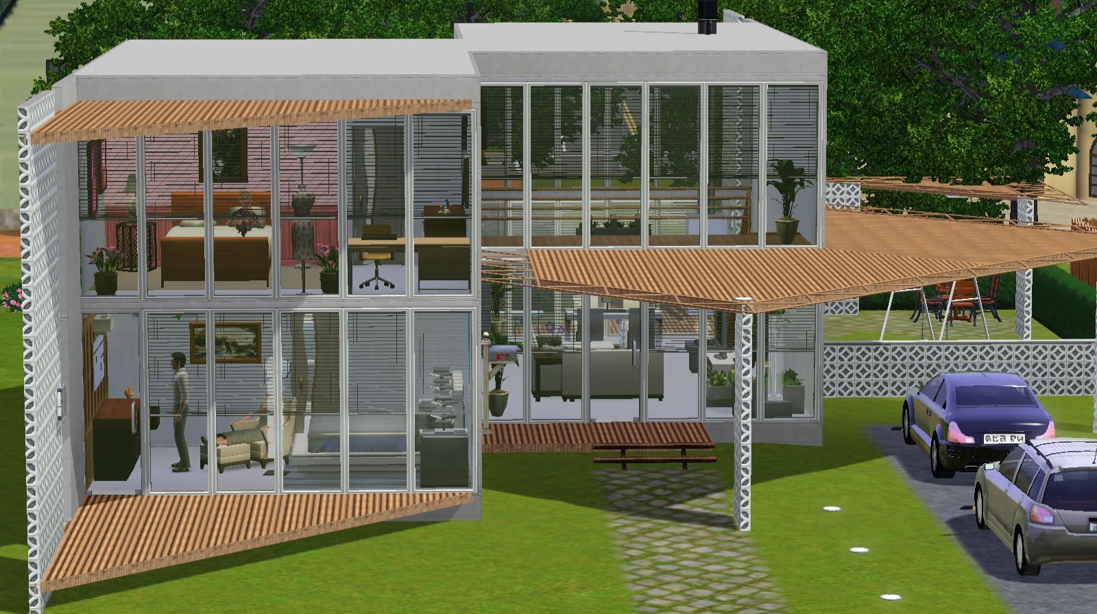 "[Descarga] Casa ""Minimalista Familiar"" Screenshot-285"