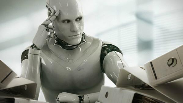 Giochi semiseri in futuro bendato - Pagina 5 Robot_asimov
