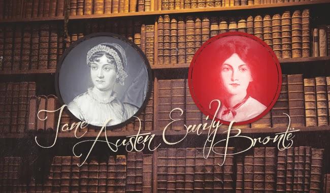 Jane Austen vs Emily Brontë : un débat enrichissant Post_AustinBronte