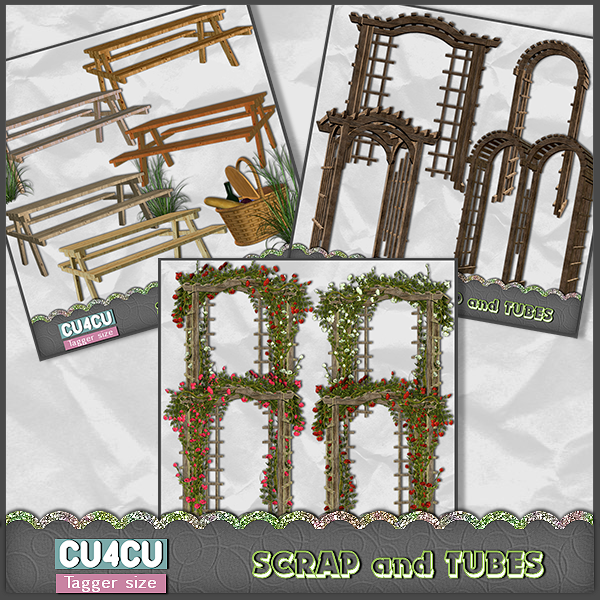 Arbors and Pic Nic Tables (CU4CU) .Arbors%2Band%2BPic%2BNic%2BTables_PV_Scrap%2Band%2BTubes