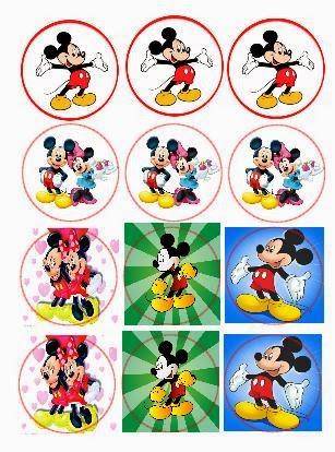 طابعة الكيك والشيكولاتة و الحلويات Mickey