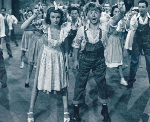 Judy Garland Rooney