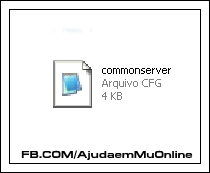 Configurando e entendendo 'Comonserver.cfg' Commonserver