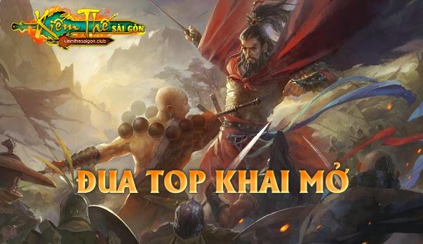 Làng game Việt dậy sóng với phiên bản Kiếm Thế 17 phái đầu tiên tại Việt Nam Slide3