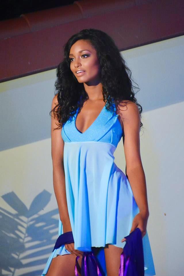 ★ MISS MANIA 2014 - Rolene Strauss of South Africa !!! ★ - Page 2 Niketa-barker-miss-guyana-universe-2014-final-night-03
