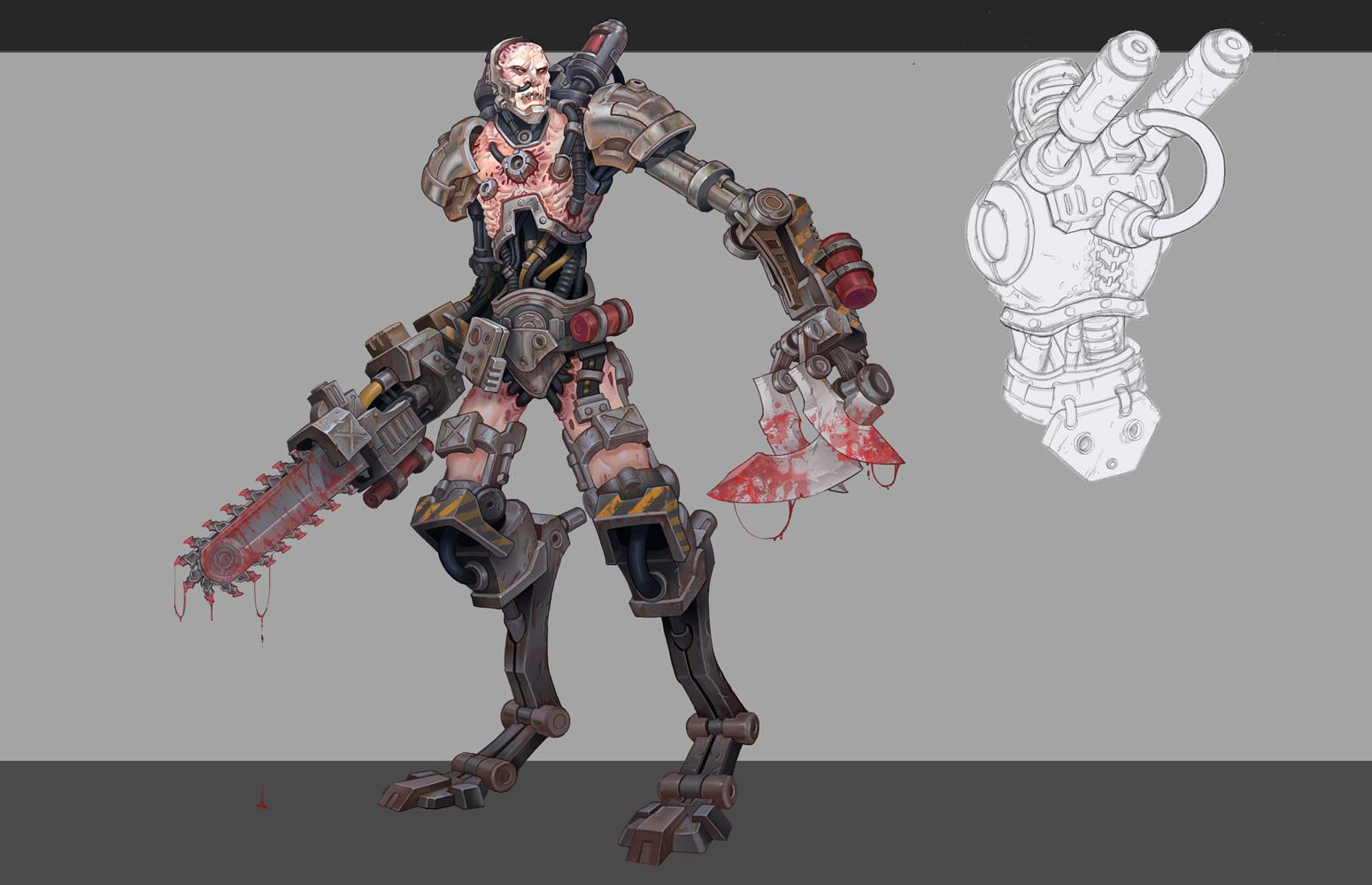 [E3] Eternal Crusade, un MMO Warhammer 40K - Page 3 1