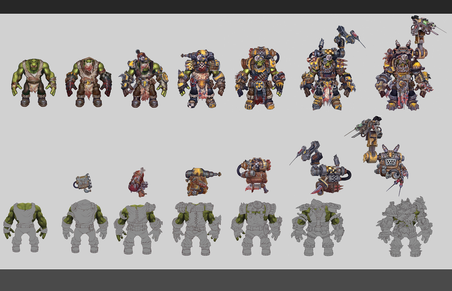 [E3] Eternal Crusade, un MMO Warhammer 40K - Page 3 16