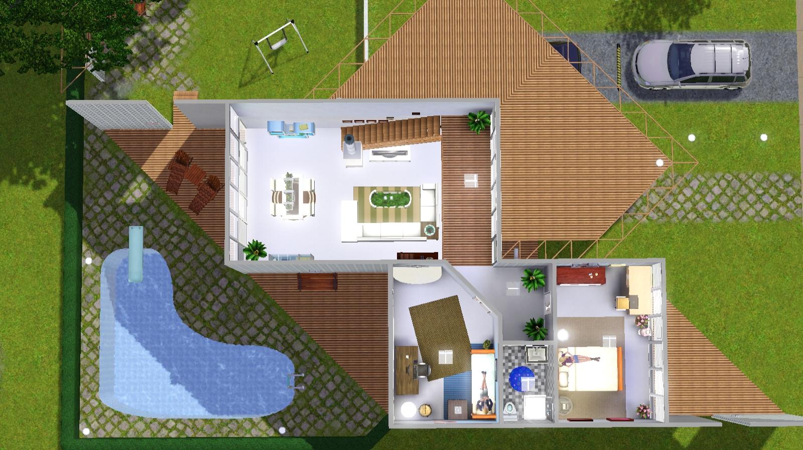 "[Descarga] Casa ""Minimalista Familiar"" Screenshot-293"
