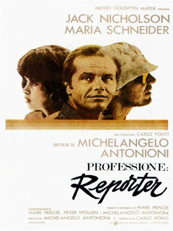 Professione: Reporter/The Passenger (1975) Thepasengerpic