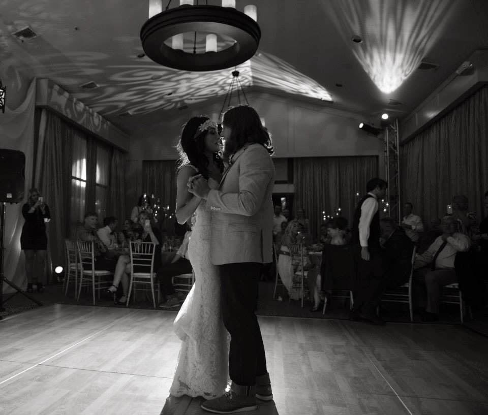 حصرياً على اسطورة المصارعة مجموعة صور تُنشر لأول مرة لزفاف دانيل براين وبري بيلا 7