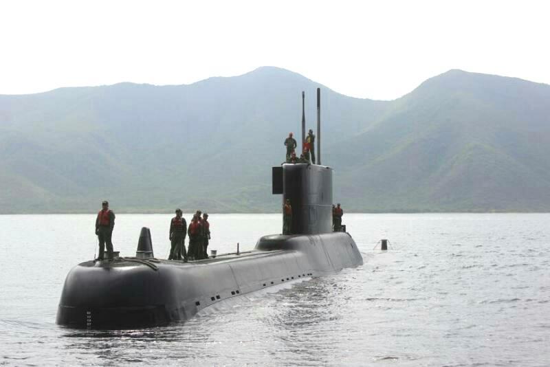 Fuerza Submarina Venezuela_S-31_Sabalo__ceofanb