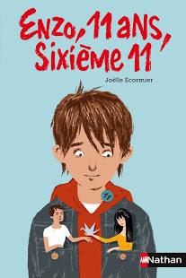 [Ecormier, Joëlle] Enzo, 11 ans, sixième 11 9782092543856