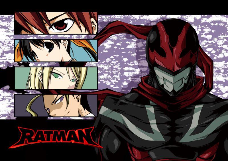 [MANGA] Ratman Ratman