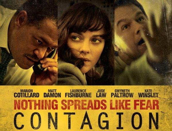 Ici différents films disponible, et d'autres à venir...  Contagion-movie