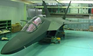 Mitsubishi ATD-X Shinshin ( prototipo de avión de combate de quinta generación ) Shinshin-via-Aviaton-Week-580x349