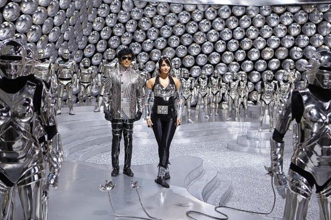Rajinikanth and Aishwarya Rai in Tamil film Enthiran(The Robot)-12 Post-55-0-22788200-1305792666