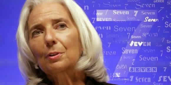 Où VAS LE MONDE IMMONDE Lagarde-seven