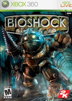 BioShock Review (Spoilers) Bioshock%2BCover