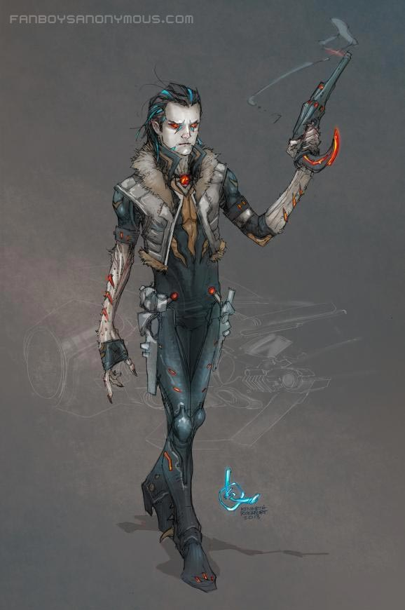 General DC Relaunch Thread (including FAQ) - Page 10 Redesign-Lobo-New-52-Concept-Art