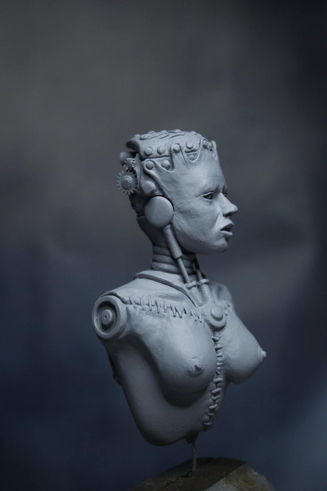 Frankenstein girl steampunk style Frankengirl01