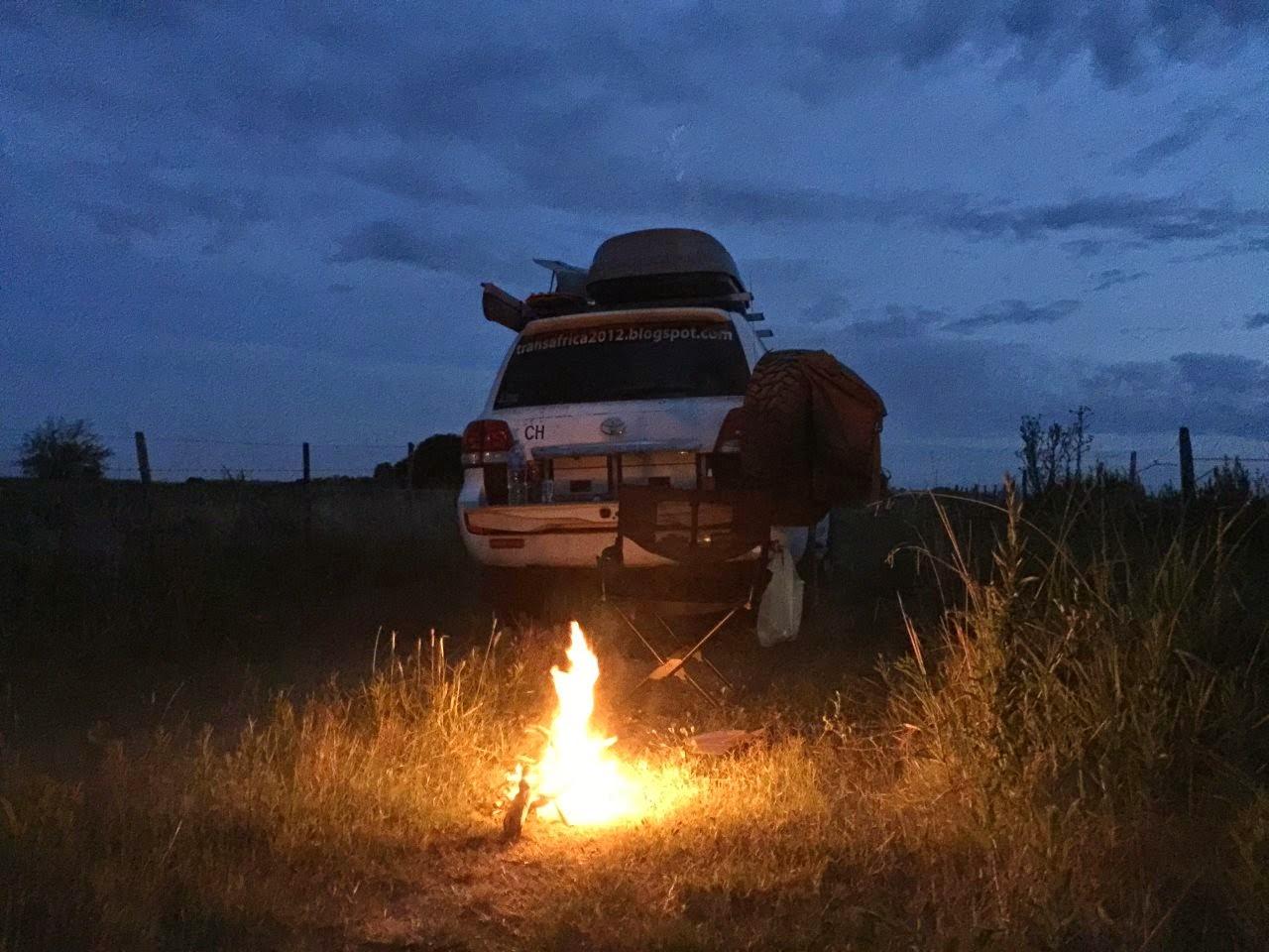 Adventure-Overland: Transafrica - Panamericana and next? Panamericana-panamerika-wildcamping-lagerfeuer