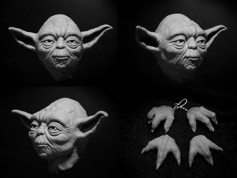 figurine Yoda - l'empire contre attaque Yoda01