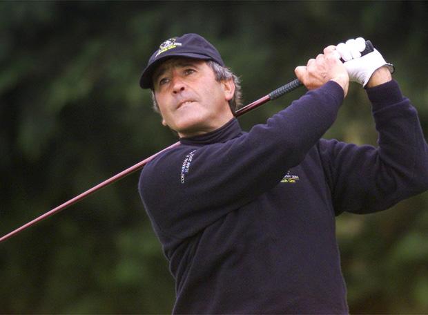 21 de mayo de 2011, Pedreña, Cantabria Golfista_espanol_severiano_ballesteros