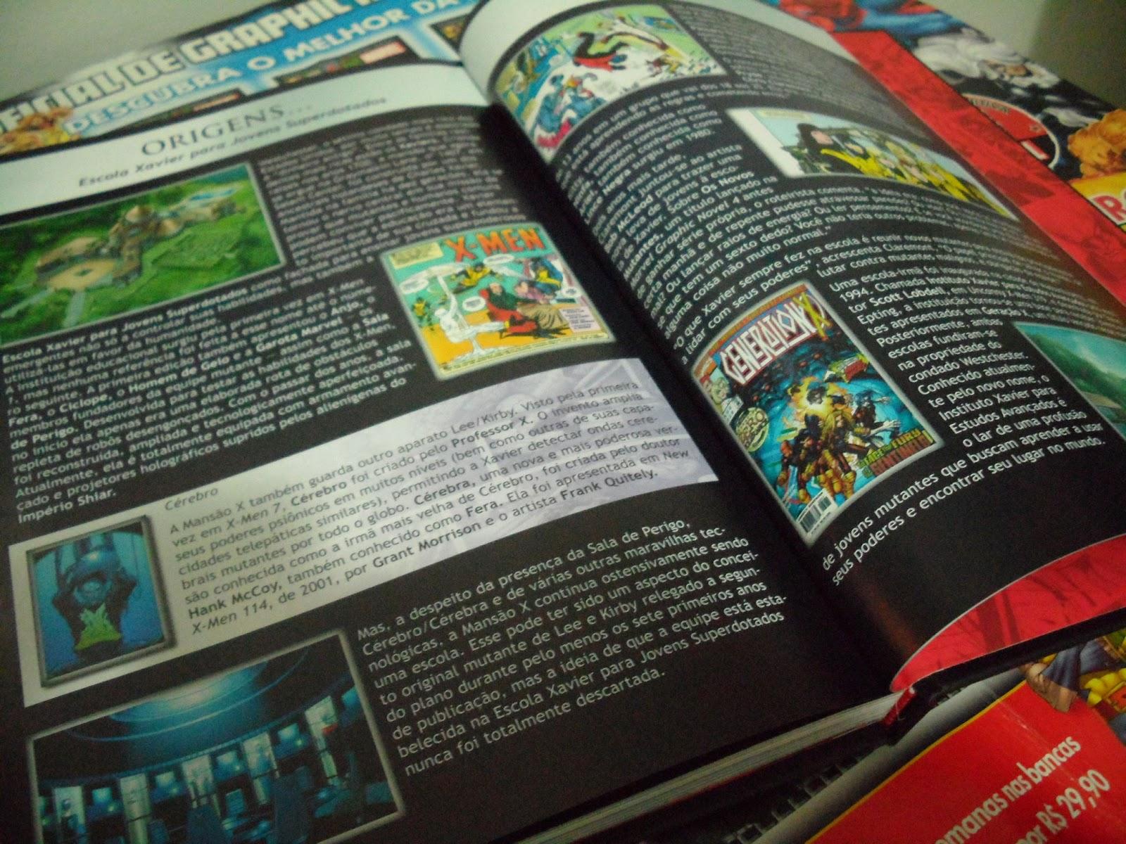[Quadrinhos] Coleção de Graphic Novels MARVEL- Salvat - Página 2 SAM_1855