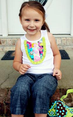 حصريا - ورشه الاعمال اليدويه لوصفات كليوباترا -  جددي ملابس طفلتك - صفحة 3 Tank