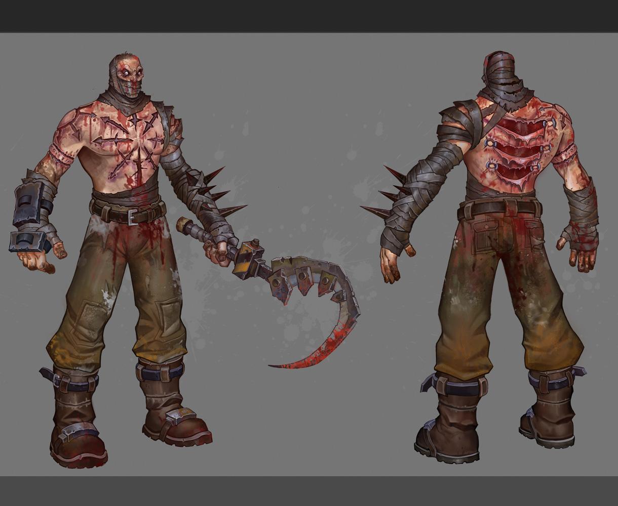 [E3] Eternal Crusade, un MMO Warhammer 40K - Page 3 46