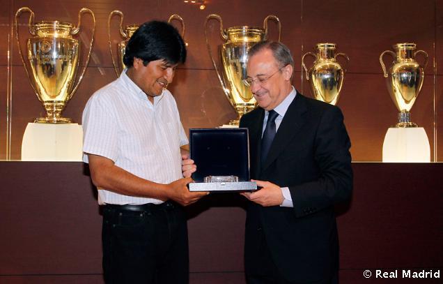¿Cuánto mide Evo Morales? - Altura - Real height 6evomorales