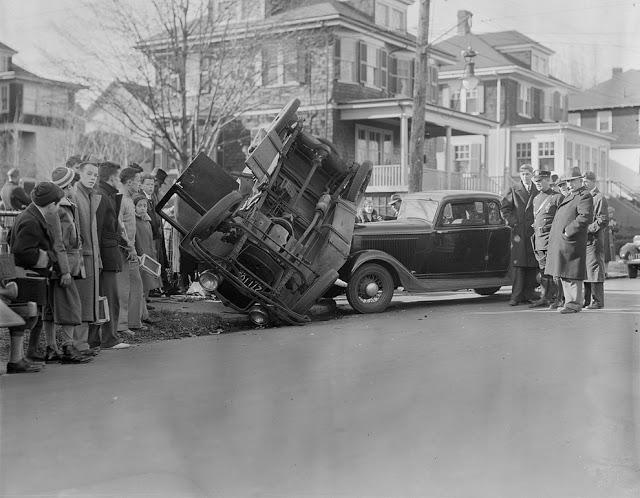 حوادث السيارات في عام 1930 أي قبل 80 سنة .. صور تكشف لأول مرة !؟ Supercoolpics_11_30082012194136