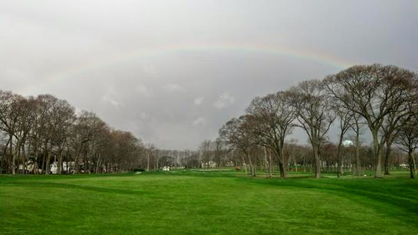 "WEATHER PHENOMENON: ""I Didn't Realize How Rare It Was,... It Was Beautiful"" - QUADRUPLE RAINBOWS Spotted On Long Island, New York! [PHOTOS] Quadruple_rainbows07"