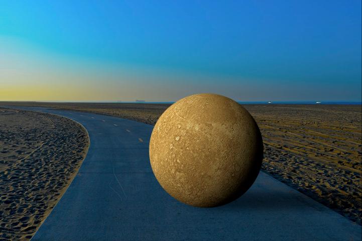 الكواكب تزور شوارع الأرض! DavidJordanWilliams9