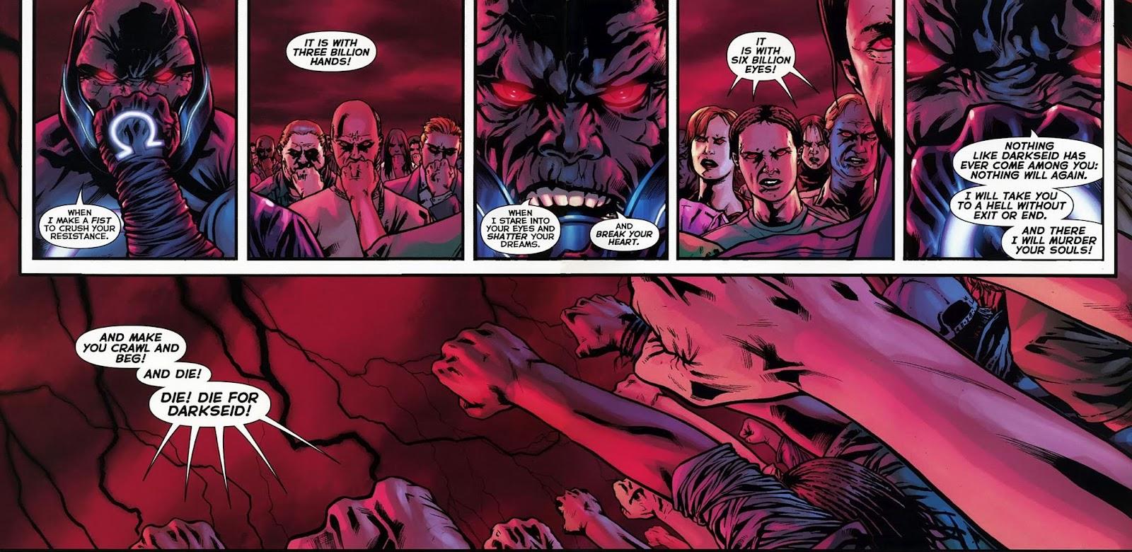 [Final de RoD] La dernière bataille [LIBRE] Darkseid