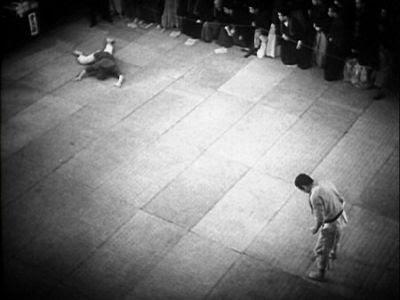 La leyenda del gran judo/ Sugata Sanshiro - Akira Kurosawa (1943) PDVD_019